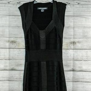 Dress knit french connection sz 4